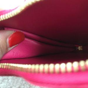 Louis Vuitton Bags - LOUIS VUITTON HEART COIN PURSE RED/PINK VGC TH4098